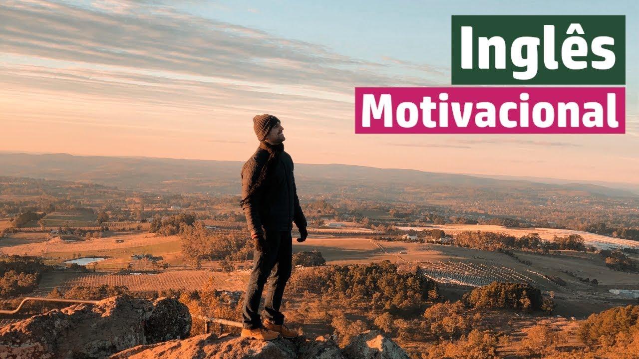 Inglês Motivacional Vença De Vez Este Desafio