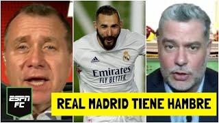 Real Madrid VA POR TODO. ¿Aguantarán los de Zidane la lucha por La Liga y la Champions? | ESPN FC