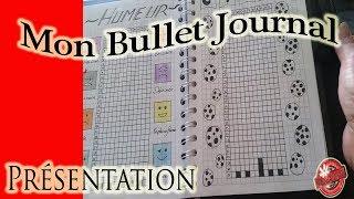 MON BULLET JOURNAL #1:Présentation