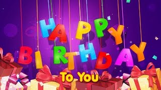 Happy is the Day - Happy Birthday Song | Songs For Kids And Childrens | Birthday Party
