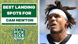 Where will Cam Newton land after his release | CBS Sports HQ