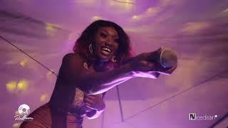 Wendy Shay - Live performance at Kri8 Lounge