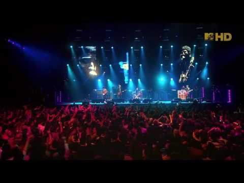 Oasis - The Importance Of Being Idle - Live at Wembley Arena 2008 MTV HD