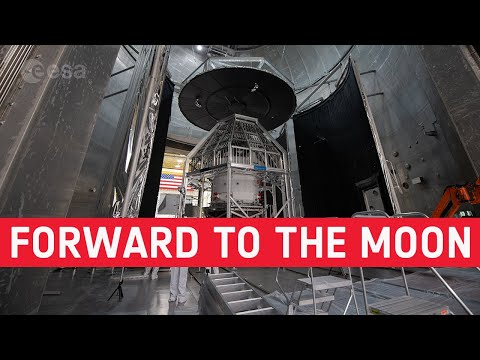 Back to the Moon with ESA