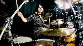Anthrax - Among The Living drum cover by Ami Kim(#119)