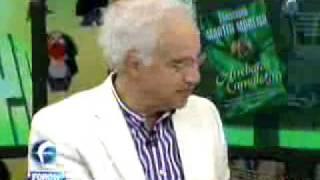 Arrebatos Carnales III de Francisco Martín Moreno en el Mañanero con Brozo