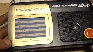 Радиоприемник KIPO обновленный. Обзор, ремонт