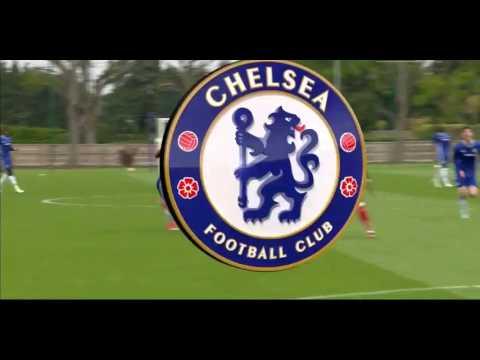 Chelsea U18s vs Arsenal U18s full match. First half 2017
