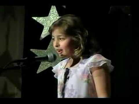 Natasha Popovich @ McCullough's Talent Show 2007