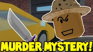 Roblox | MURDER MYSTERY | MURDER IN THE MANSION!!