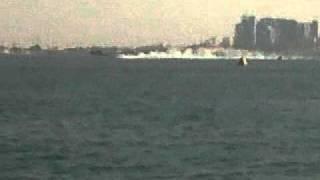 Formula 1 Boat Racing Doha Qatar 2011