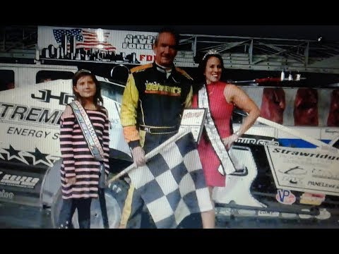 Modifieds at Middletown 2018 - Jeff Hoetzler Takes Middletown -