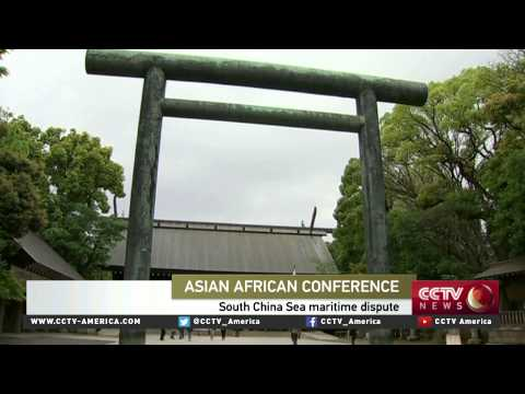 Dr. Chin-Hao Huang on Asian African Business Summit