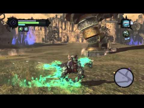 Darksiders 2 :: Guardian Boss Battle