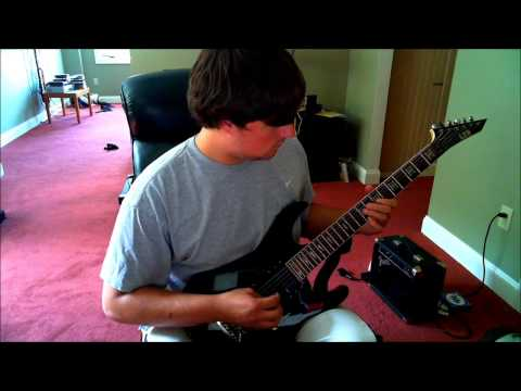 Amon Amarth - The Fall Through Ginnungagap cover