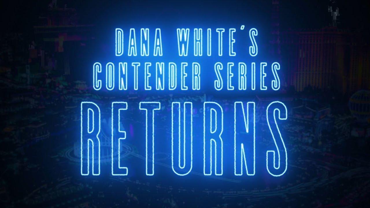 Dana White's Contender Series - Season 4 Trailer | Live Every Tuesday