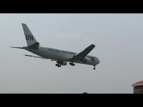 [HD] Plane Spotting @ Hazrat Shahjalal International Airport, Dhaka: Episode-111 (My 1st ADB An-124)