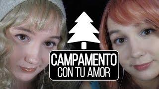 [ENG SUB] Camping Crush: Choose Between 2 Girls (Spanish)