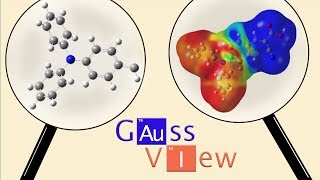 Gaussview 6 Tutorial 4: 3-d Results Visualization