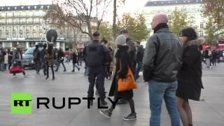 France: Extra soldiers boost Paris security as 10,000 more deployed nationwide