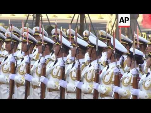 Afghan Chief Executive visits China