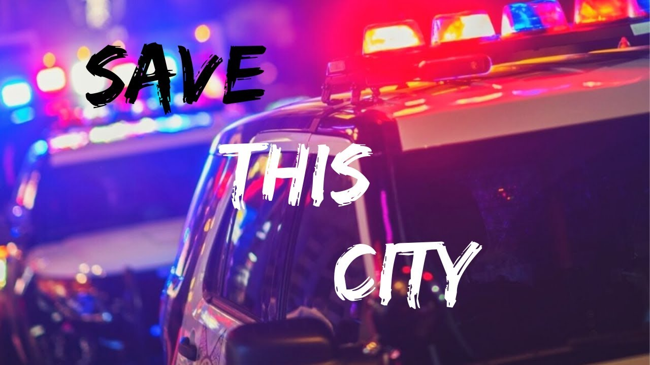 Save This City: Police Tribute l OdysseyAuthor