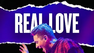 Gambar cover Real Love (Live) - Hillsong Young & Free