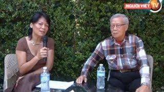 Phỏng vấn Nhà Văn Đặng Chí Bình, tác giả 'Thép Đen'