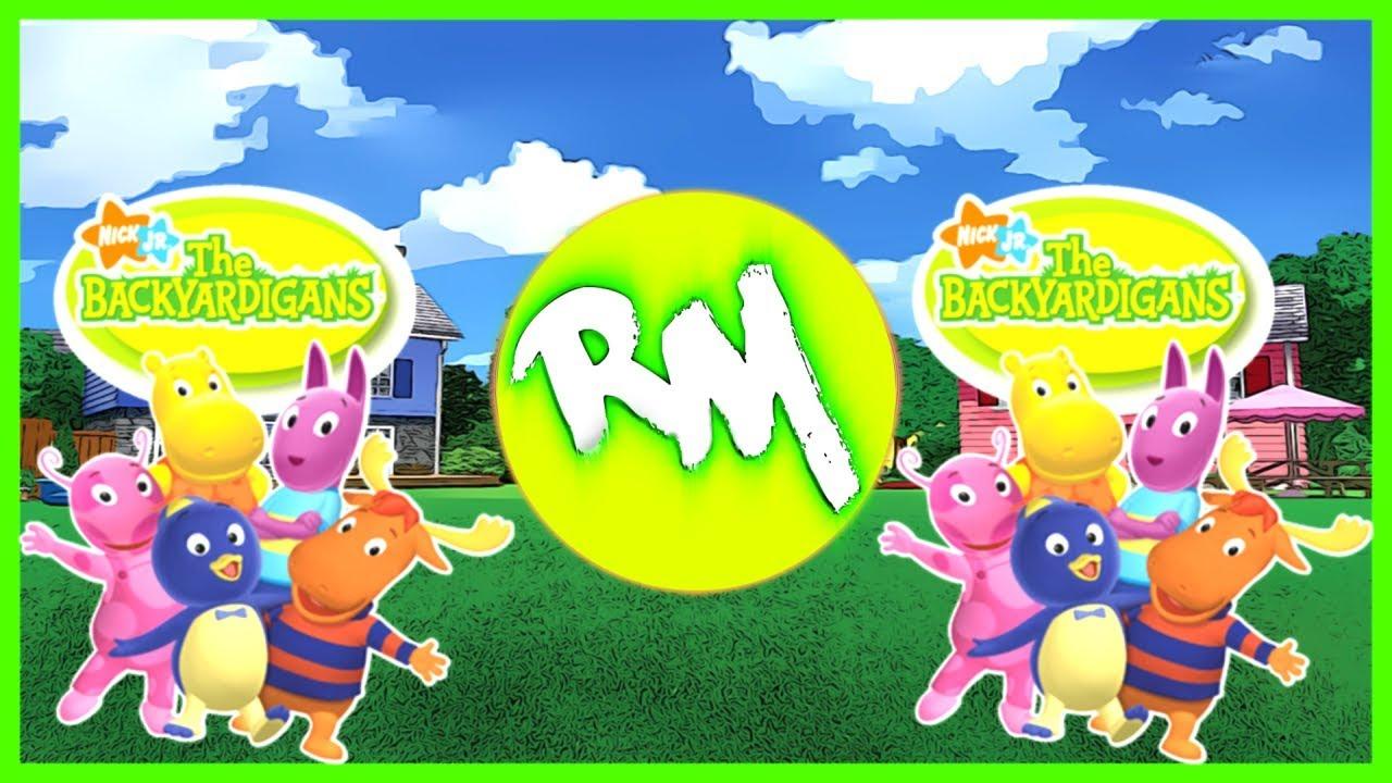 The Backyardigans Theme Song Remix Remix Maniacs Youtube