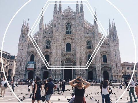 Italy vlog | F#ck the system | MILAN | SugarBonesTv