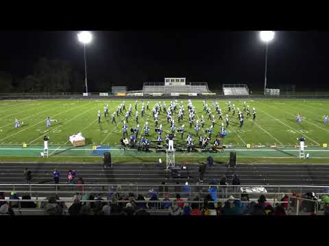 Now I Lay Me Down To Sleep - Clipper Marching Band, Clear Creek Amana High School