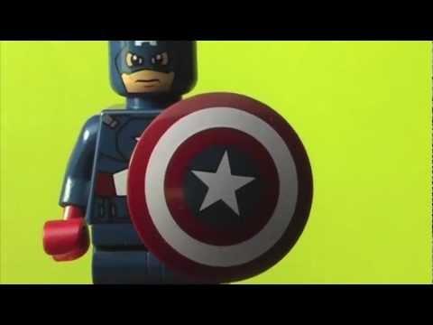 Lego Captain America Theme Song