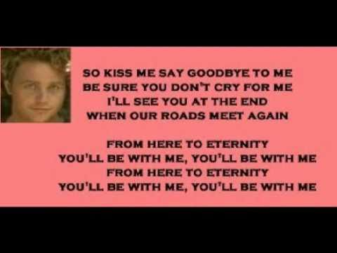 Michael Ball - From Here To Eternity ( + lyrics 1994)