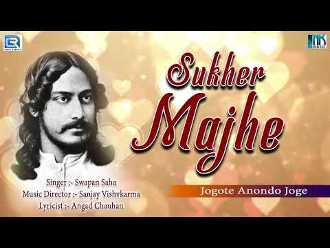 Sukher Majhe | সুখের মাঝে | Popular Rabindra Sangeet | Ananya Chowdhury | N K Music | Bengali Song