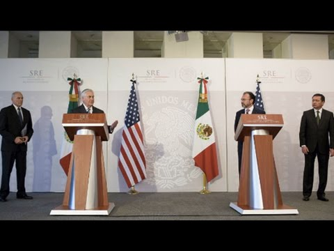 Mexican President Nieto Acquiesces to Trump's Border and Deportation Policies