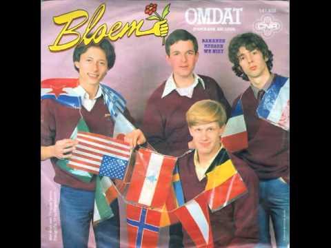 Bloem - Omdat
