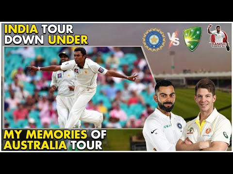 India Tour Down Under | My Memories of Australia Tour | Danish Kaneria