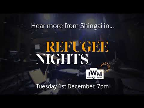Shingai Live at the Imperial War Museum Tuesday 1st Dec 2020 @7pm