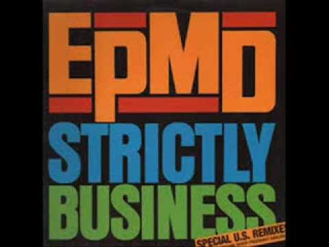 EPMD Strictly Business Full Album