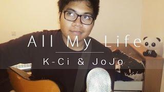 All My Life - K-Ci & JoJo (cover) - Andy Andrian
