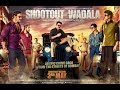 Shootout at Wadala Background Score  John Abraham   Sonu Sood  Manoj Bajpayee