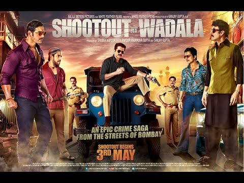 Shootout at Wadala Background Score || John Abraham || || Sonu Sood || Manoj Bajpayee