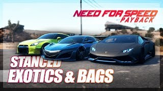 Need For Speed Payback - Funny Moments! (Air Suspension, Meet-Ups, Races)
