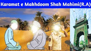 Dargah Makhdoom Ali Mahimi   History of Mahim Dargah Mumbai    Makhdoom Shah Baba