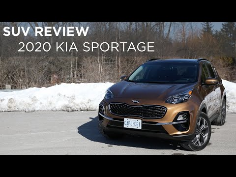 2020 Kia Sportage | SUV Review | Driving.ca