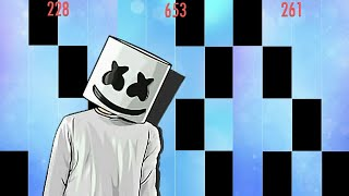 Marshmello - Alone in Piano Tiles 2 !!!