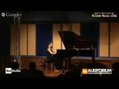 Francesca Carola: Schumann-Studi Sinfonici.Palermo,Auditorium Rai