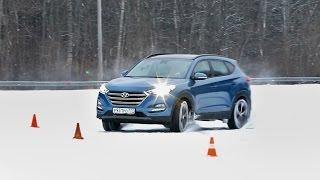 Hyundai Tucson: первый тест Авторевю