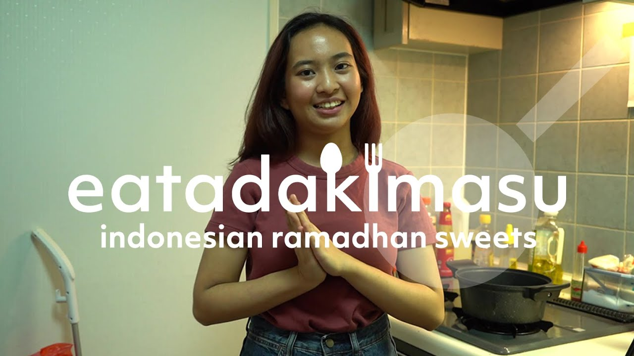 [EATADAKIMASU] Make Indonesian Ramadhan Sweets in Japan! Biji Salak / Candil