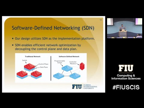 Traffic-Aware Placement Of Interdependent NFV Middleboxes In SDN Networks - Deng Pan